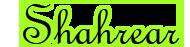 Shahrear's Blog